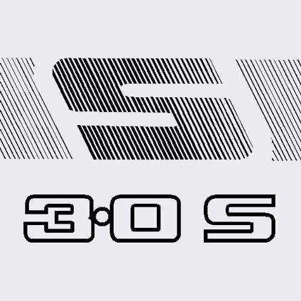 3.0S Black Kit