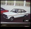 Escort Mk2 LINNET Stripe Kit