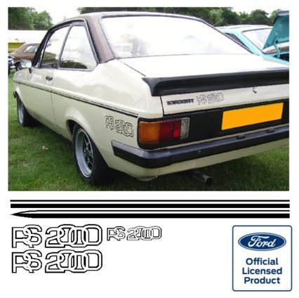 Escort Mk2 RS2000 Stripe Kit