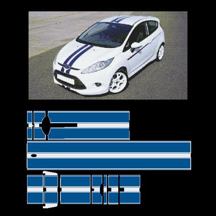 S1600 OTT stripes FULL SET