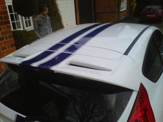 Fiesta Mk7 OTT Pre Facelift 2