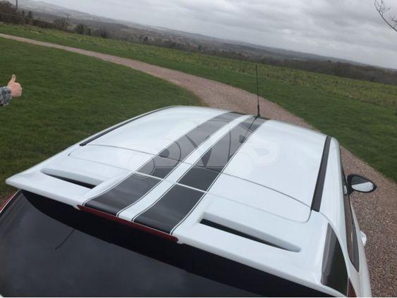 Fiesta Mk7 5 OTT Stripes 5