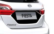 Fiesta Mk8 Rear number Plate Surround 1
