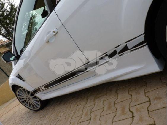 Focus Mk2 Retro Side stripes 2