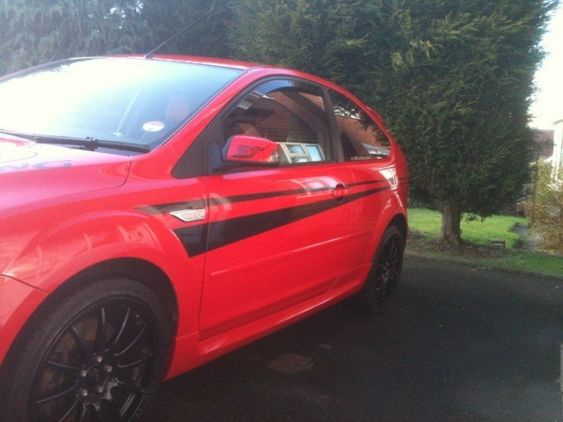 Focus ST with Twin Upper 2