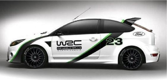 Focus RS WRC
