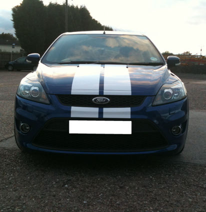 Focus Mk2 OTT / Viper Stripes - 2008-2010 FACELIFT Model