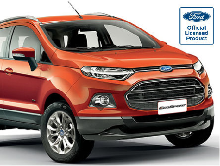 Ecosport Mk1 - Gel Badge Overlays