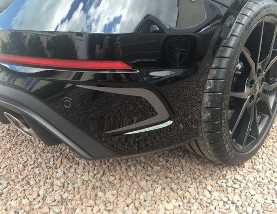 Focus Mk3 RS Rear Accent v2