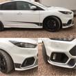 Focus Mk3 RS Side stripe and accent kit V3