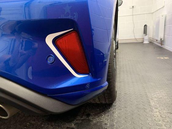 Focus Mk4 Rear Inner Accent