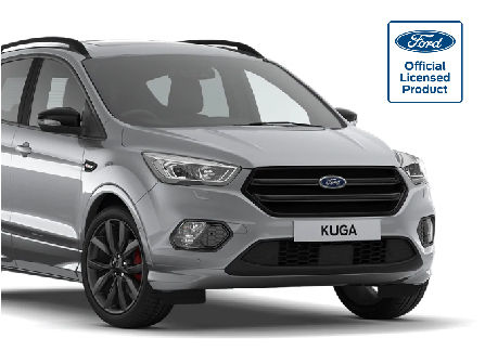 Kuga Mk3 - Gel Badge Overlays
