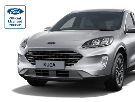 Kuga Mk4 Titanium and Zetec - Gel Badge Overlays
