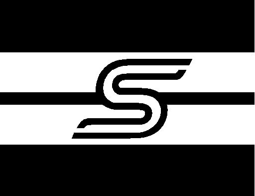 S Logo Universal Side Stripe Kit