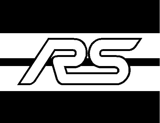 RS Mk2 Mk3 Logo Universal Side Stripe Kit