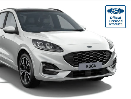 Kuga Mk4 - ST Line/Vignale ONLY - Gel Badge Overlays