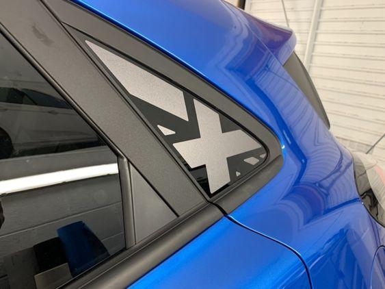 Puma 2020 rear quarter flag 2