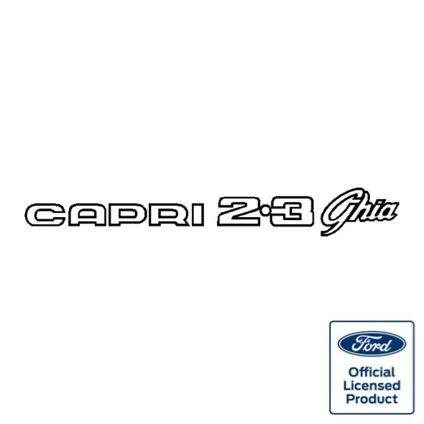 Capri 2 3 Ghia