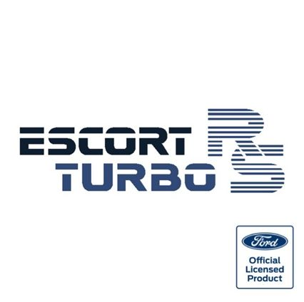 Escort series one tailgate decal (official)