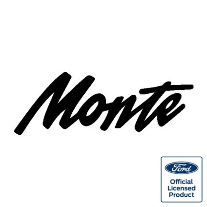 Escort RS Cosworth 'Monte' Decal