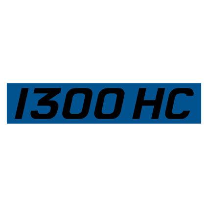 1300HC Rocker Cover Decal