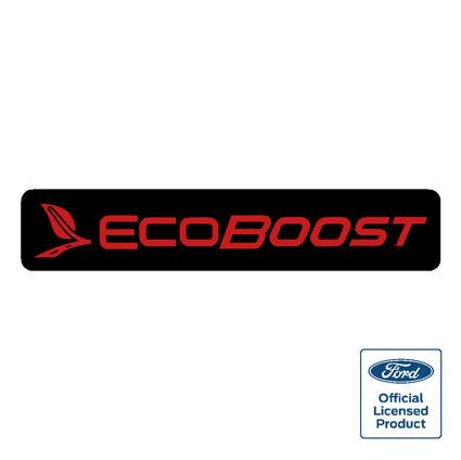Ecoboost Gel Badge