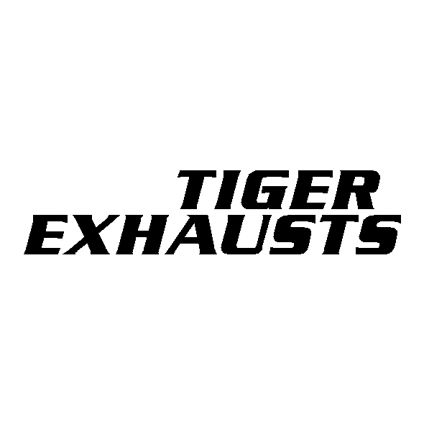 Tiger exhausts