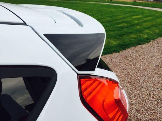Fiesta Mk7 Mk7.5 ST/ZS Spoiler Decals