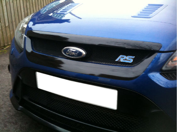Focus RS Mk2 Front Bumper Decal 2