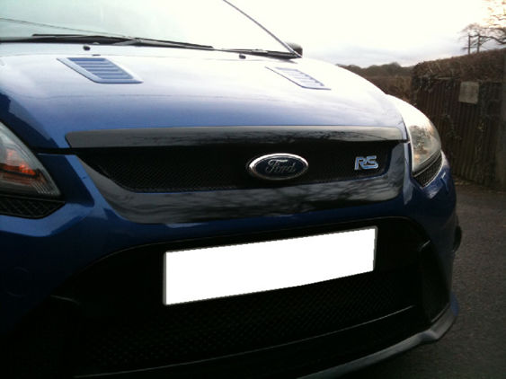 Focus RS Mk2 Front Bumper Decal 3