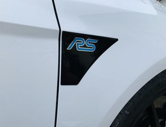 Focus Mk3 RS Wing badges