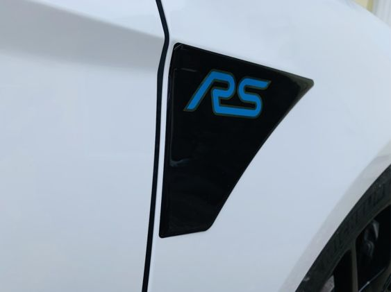Focus Mk3 RS Wing badges 2