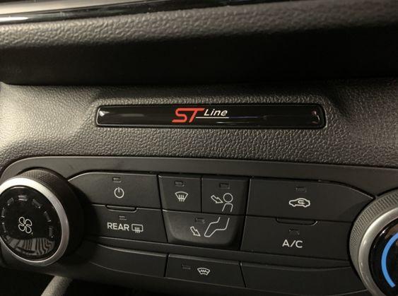 Focus Mk4 - Dash Badge - ST Line Logo