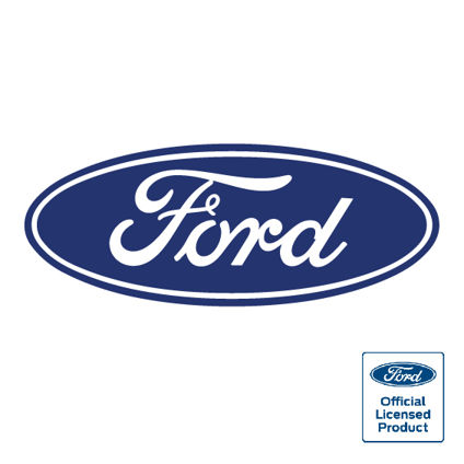 Ford Oval - Single Colour