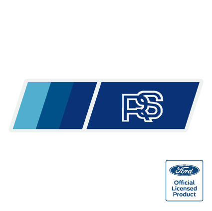 Ford rs group one stickers (official)