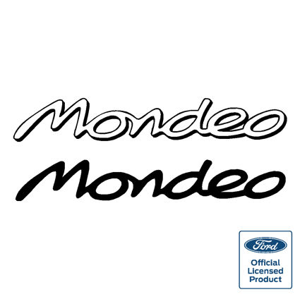 Mondeo Decal