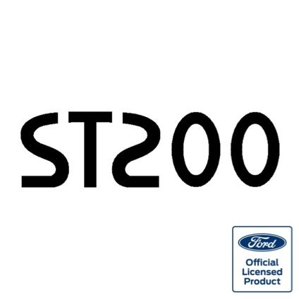 ST200 Decal