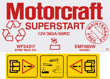 Motorcraft 085 battery stickers for s1 turbo