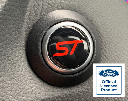 ST - Start Button Badge