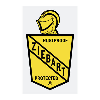 Ziebart Rustproofing Decal