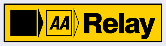 AA Relay Decal