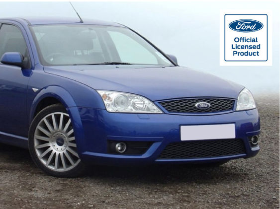 Mondeo Mk3 Facelift - Gel Badge Overlays