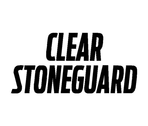 Clear Stoneguard