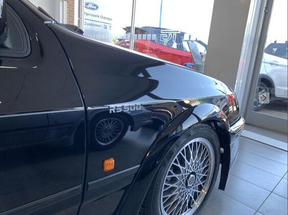 Sierra RS500 Stripes 2