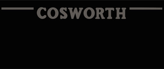 Cosworth Wing decals
