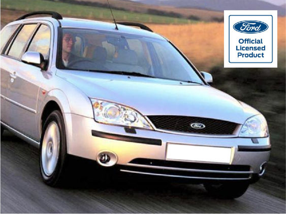Mondeo Mk3 PRE Facelift - Gel Badge Overlays