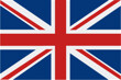 Rally Names - External Fitting - Great Britain Flag