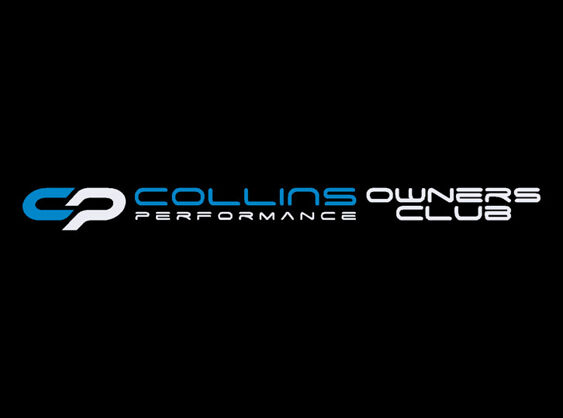 Collins Performance Owners Club Decal