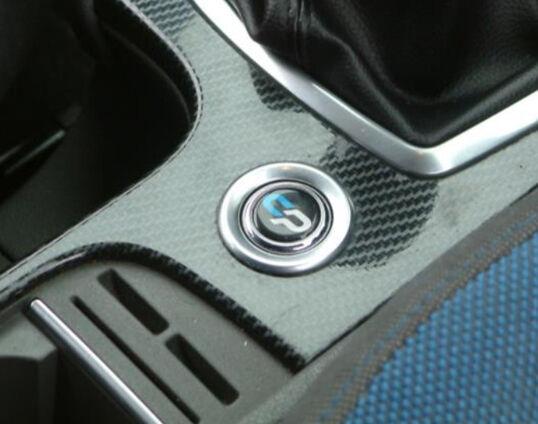 Collins Performance - Start Button Gel Badge - 20mm