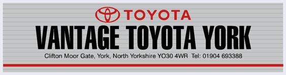 Vantage Toyota York 295x78